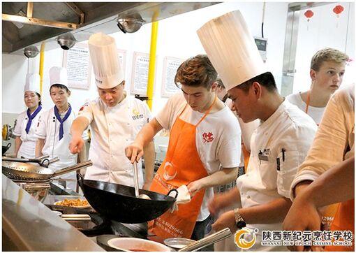 陕西新纪元烹饪学校:初高中毕业还没想好干什么怎么办?