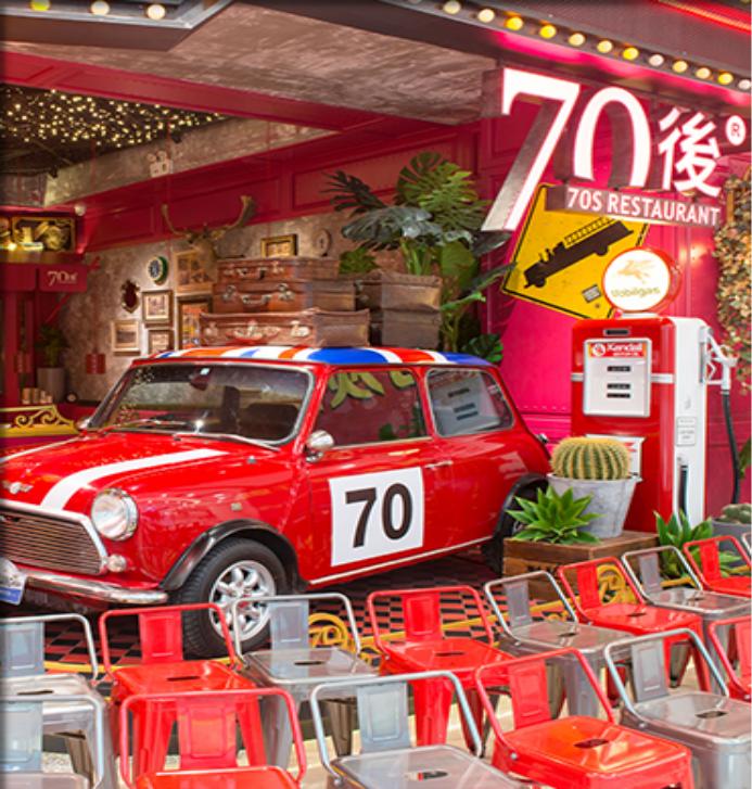 【校企合作】上海柒麟餐饮有限公司