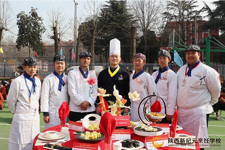 冬至师生联谊饺子比赛