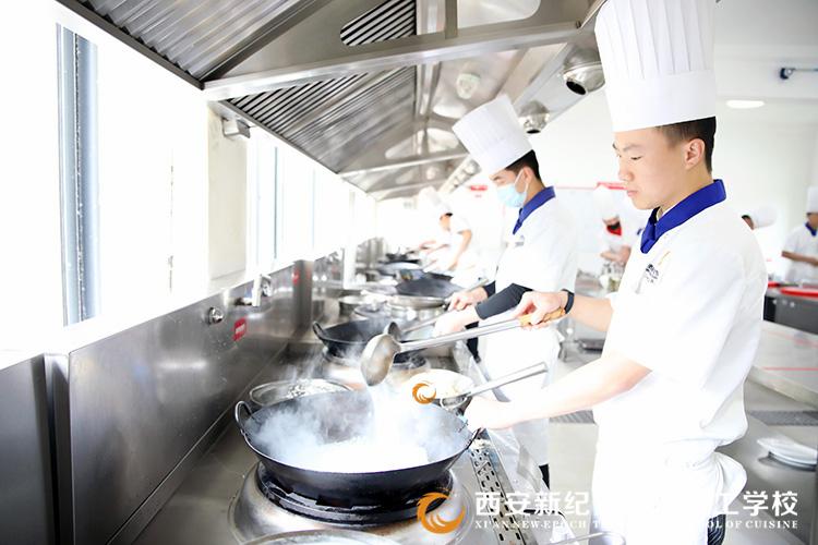 中餐专业教学环境