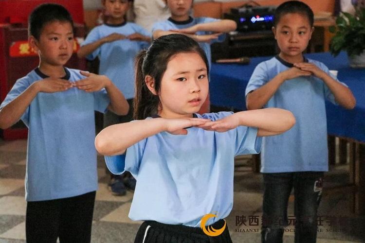 儿童节系列活动(二)| 走进三原县东周儿童村