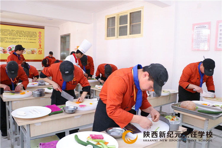 学厨师好不好 学厨师拿高薪?