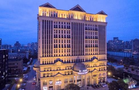 【校企合作】上海哈一顿大酒店