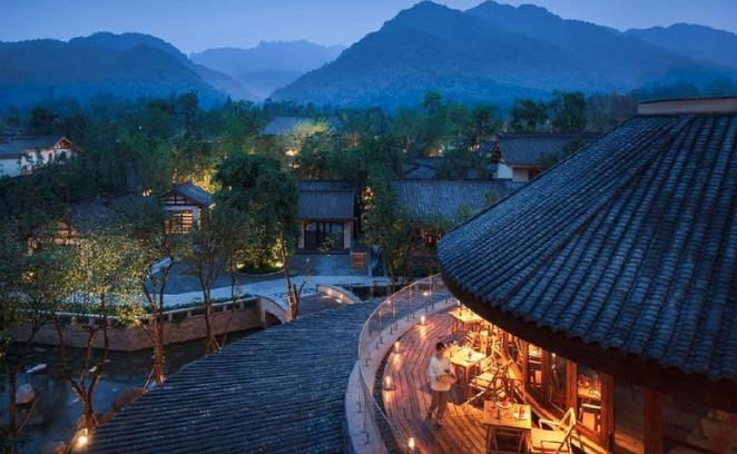 【校企合作】都江堰青城豪生国际酒店