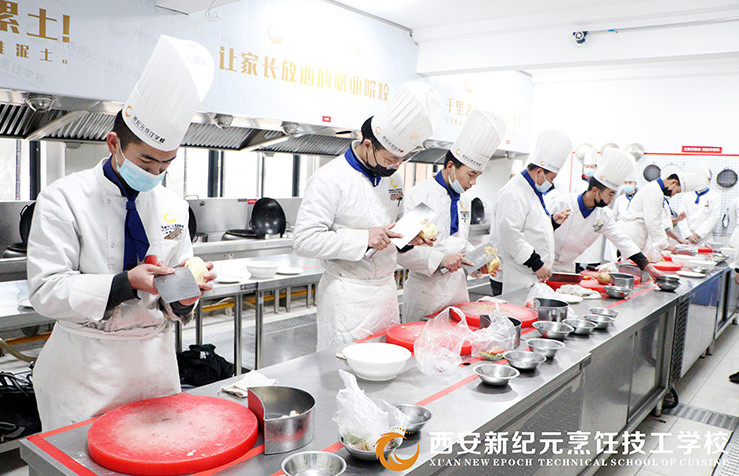 厨师学校学费收费标准_厨师学校学费多少钱